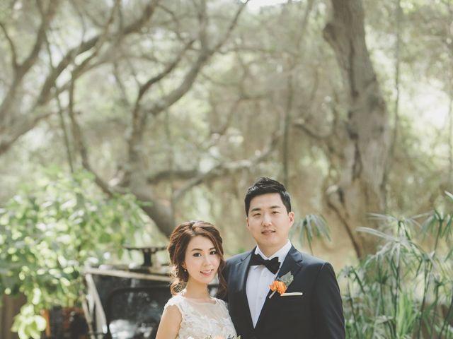 Charles and Michelle's Wedding in Malibu, California 25