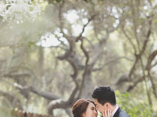 Charles and Michelle's Wedding in Malibu, California 26