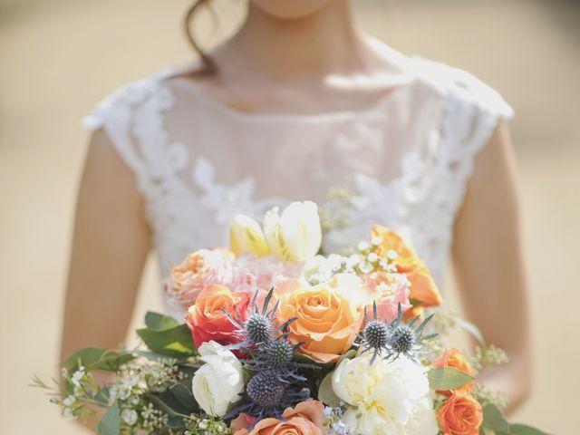 Charles and Michelle's Wedding in Malibu, California 31