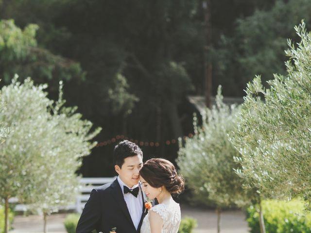 Charles and Michelle's Wedding in Malibu, California 33
