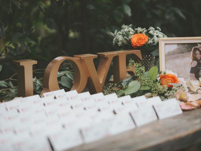 Charles and Michelle's Wedding in Malibu, California 43