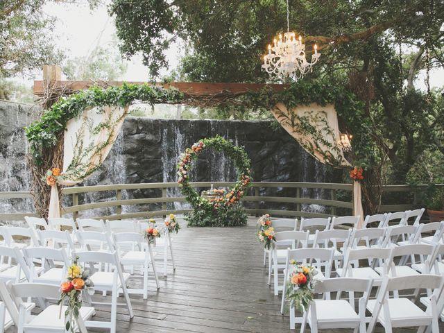 Charles and Michelle's Wedding in Malibu, California 44