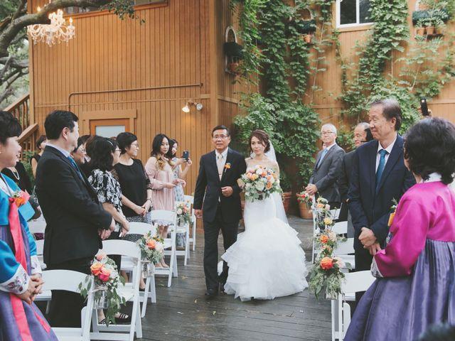 Charles and Michelle's Wedding in Malibu, California 49