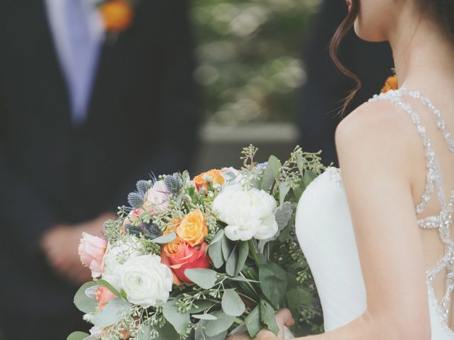 Charles and Michelle's Wedding in Malibu, California 51