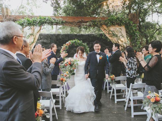 Charles and Michelle's Wedding in Malibu, California 56