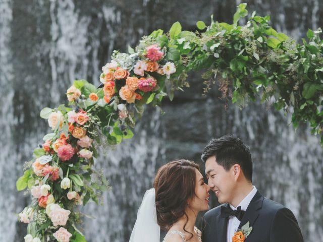 Charles and Michelle's Wedding in Malibu, California 58
