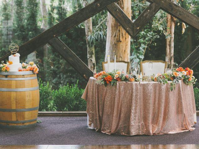 Charles and Michelle's Wedding in Malibu, California 60