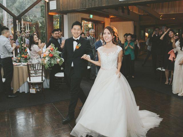 Charles and Michelle's Wedding in Malibu, California 67
