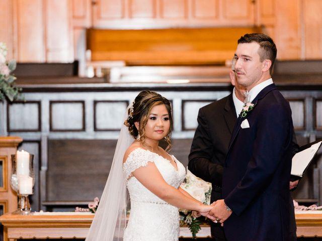 Zach and Kimberly's Wedding in Joliet, Illinois 4