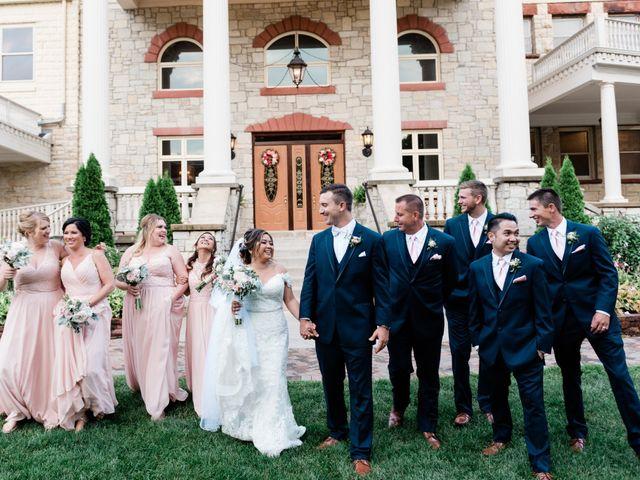 Zach and Kimberly's Wedding in Joliet, Illinois 7