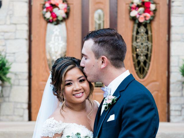 Zach and Kimberly's Wedding in Joliet, Illinois 9