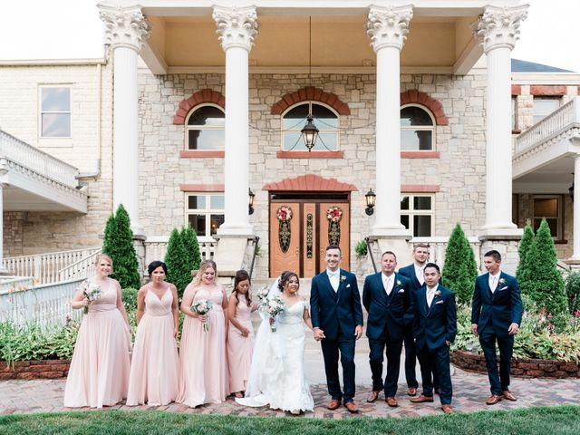 Zach and Kimberly's Wedding in Joliet, Illinois 11
