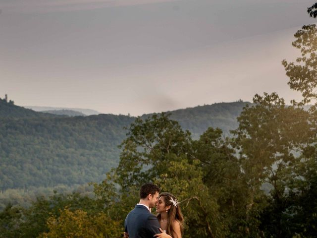 Kyle and Geovana's Wedding in Lyndonville, Vermont 1