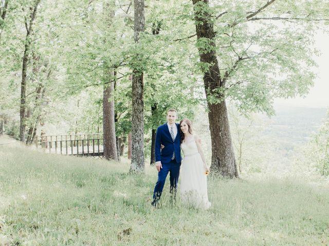 Carter and Sam's Wedding in Mentone, Alabama 2