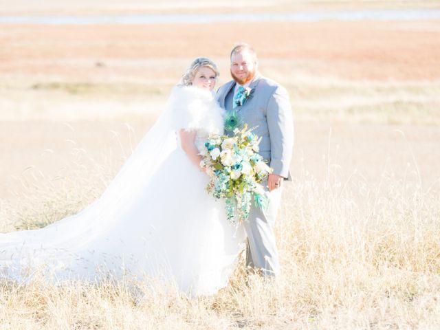 The wedding of Megan and Allen