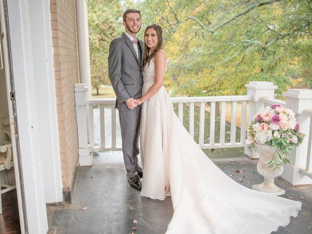 The wedding of Kasey and Nick