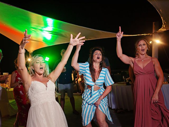 Cory and Meghan's Wedding in Cancun, Mexico 8