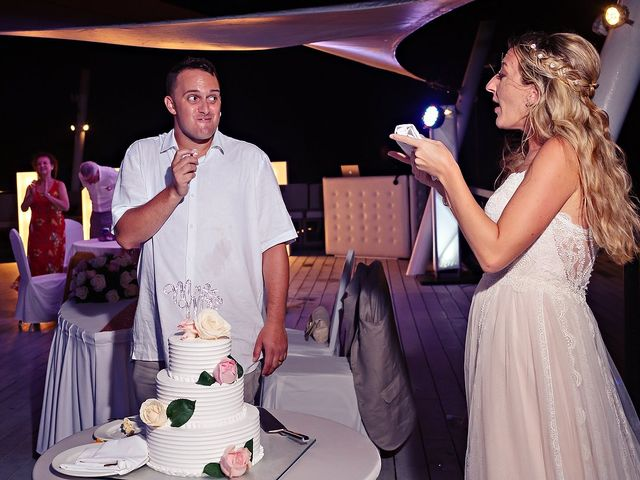 Cory and Meghan's Wedding in Cancun, Mexico 15