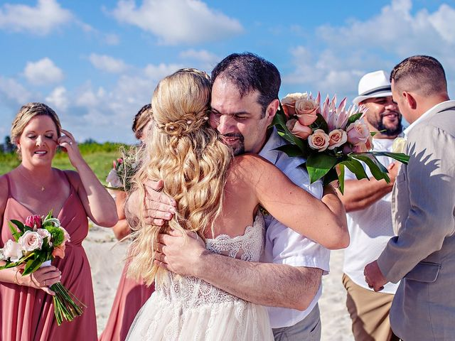 Cory and Meghan's Wedding in Cancun, Mexico 41