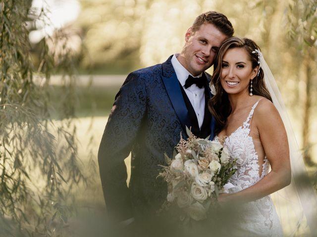 The wedding of Bill and Lauren