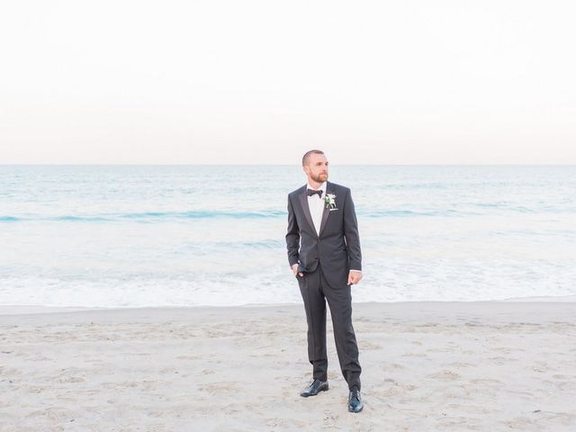 Christina and Cory's Wedding in West Palm Beach, Florida 9