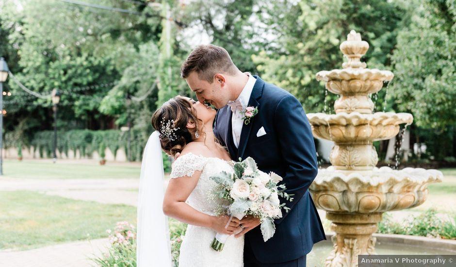 Zach and Kimberly's Wedding in Joliet, Illinois