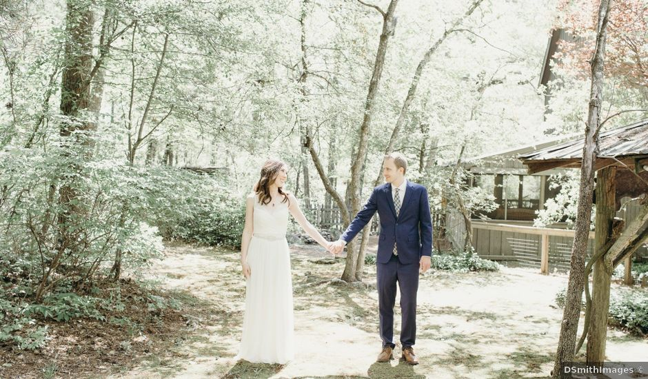 Carter and Sam's Wedding in Mentone, Alabama