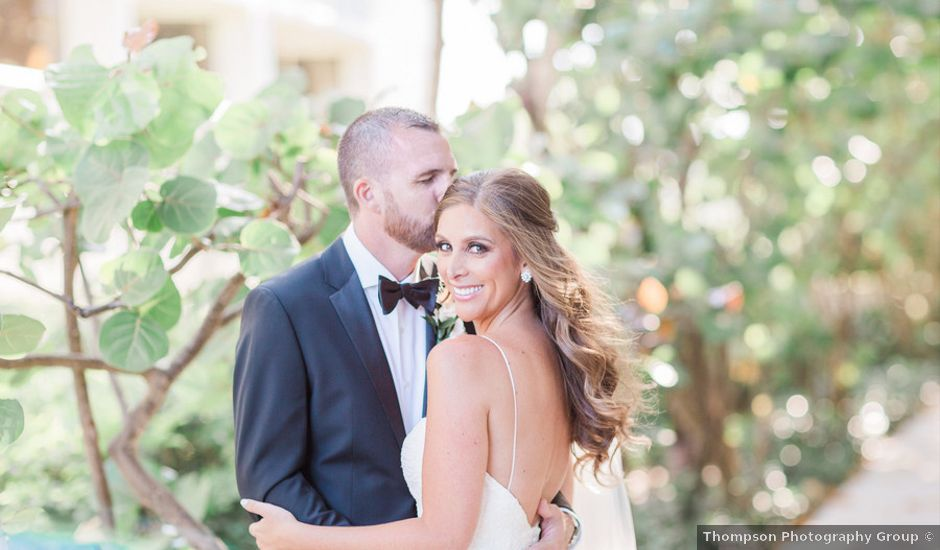 Christina and Cory's Wedding in West Palm Beach, Florida