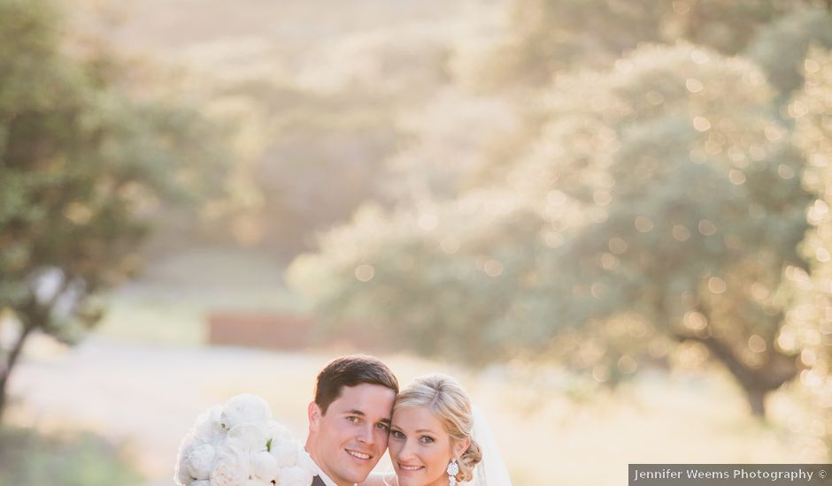Shannon and Ryan's Wedding in Fischer, Texas