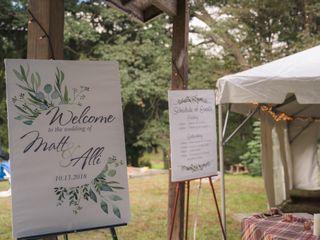 Matt and Alli's Wedding in Nottingham, Pennsylvania 3