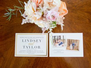 The wedding of Taylor and Lindsey 1