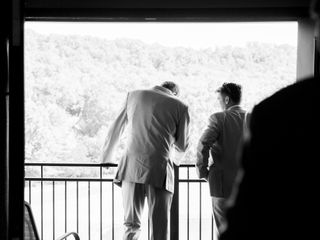 Jessica and Brett's Wedding in Camdenton, Missouri 3
