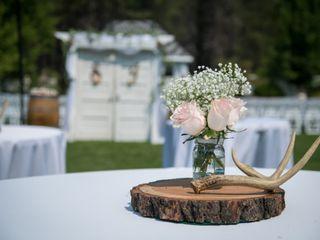 The wedding of Sabrina and Jake 1