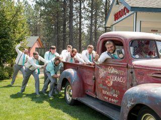 The wedding of Sabrina and Jake 3
