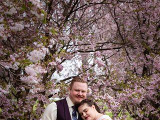 The wedding of Niktia and Michael 1