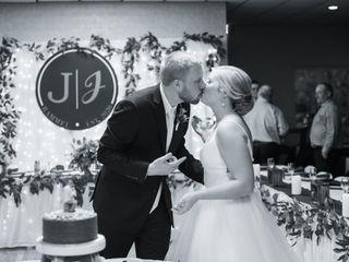 The wedding of Jordan and Jennifer 1