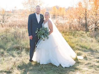 The wedding of Jordan and Jennifer