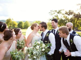 Jillian and Eric's Wedding in Arrington, Tennessee 19