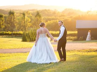 Jillian and Eric's Wedding in Arrington, Tennessee 22