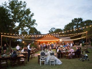 Jillian and Eric's Wedding in Arrington, Tennessee 33
