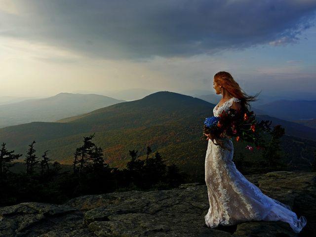 Spencer and Kara's Wedding in Killington, Vermont 1