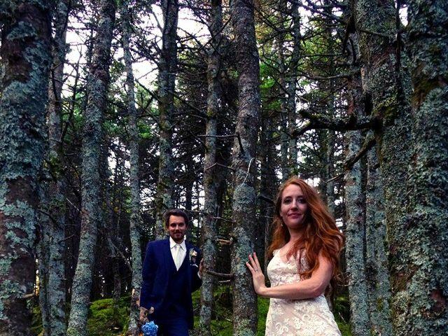 Spencer and Kara's Wedding in Killington, Vermont 9