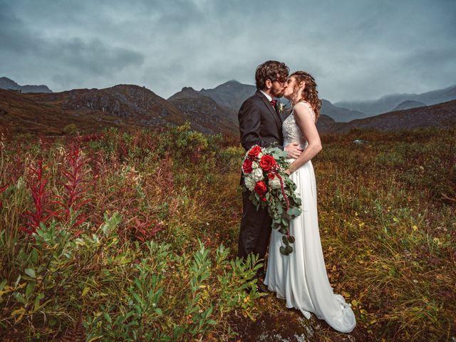 The wedding of McKenzie and Freedom