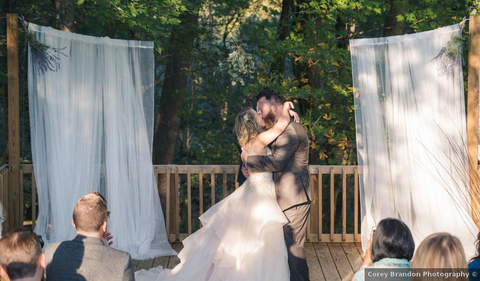 Matt and Alli's Wedding in Nottingham, Pennsylvania