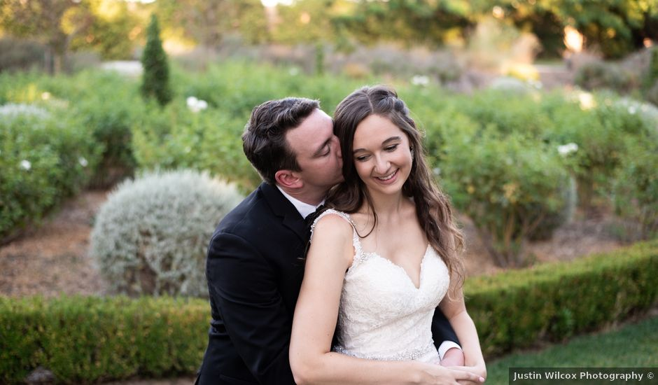 Kyle and Carolyn's Wedding in Winters, California
