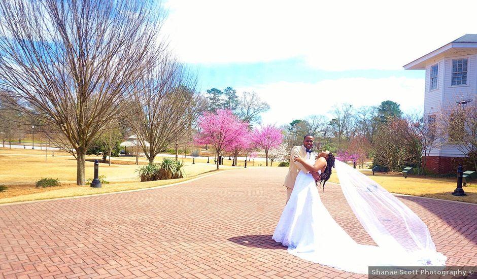 Jay and Ariel's Wedding in Smyrna, Georgia