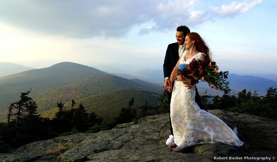 Spencer and Kara's Wedding in Killington, Vermont