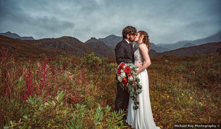 Freedom and McKenzie's Wedding in Wasilla, Alaska