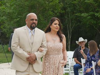 The wedding of Luis and Andrea 1