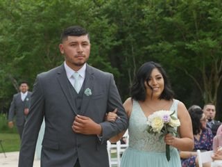 The wedding of Luis and Andrea 2